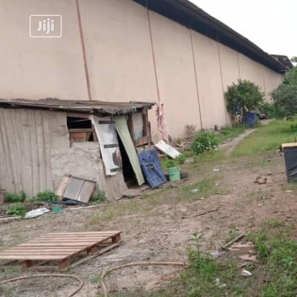 Archive: For Sale. Industrial Warehouse. Ajao Estate, Airport Rd, Lag