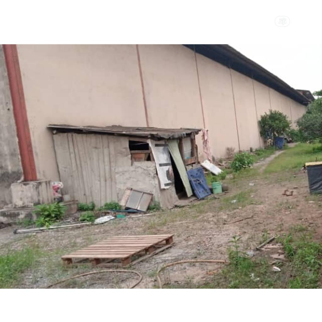 Archive: For Sale. Industrial Warehouse. Ajao Estate By Chivita,Lagos