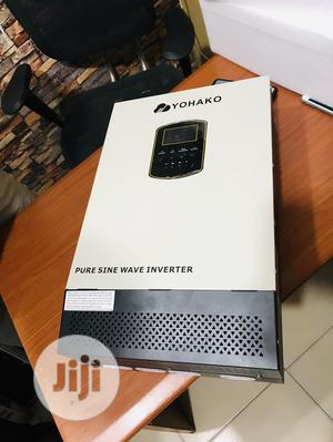 2.5kva / 24volts Yuhako Solar Inverter   Solar Energy for sale in Lagos State, Ojo