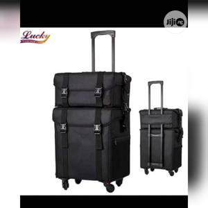 2 in 1 Big Make-Up Trolley Box   Tools & Accessories for sale in Lagos State, Ojo