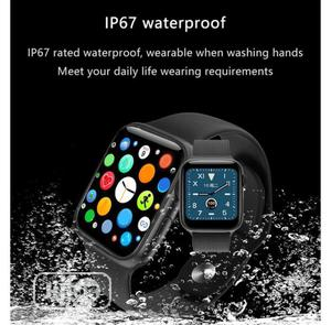 Smart Watch IP67 Waterproof Fitness Tracker Heart Rate | Smart Watches & Trackers for sale in Lagos State, Ilupeju