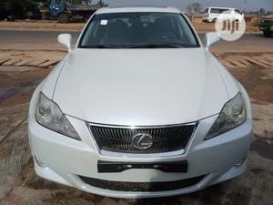 Lexus IS 2007 250 White | Cars for sale in Kwara State, Ilorin West