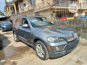 New BMW X5 2009 Gray   Cars for sale in Lagos State, Isolo