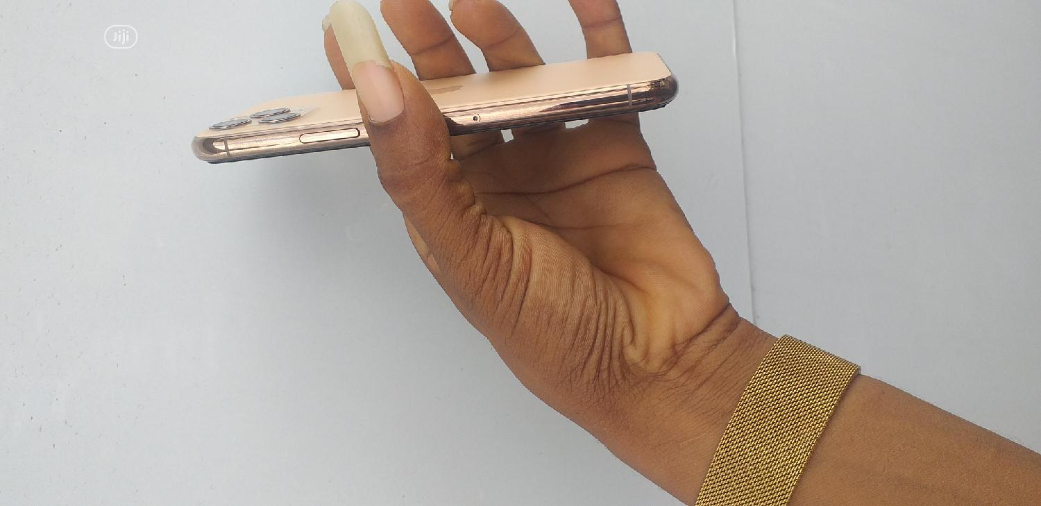 Apple iPhone 11 Pro 512 GB Gold | Mobile Phones for sale in Ikeja, Lagos State, Nigeria