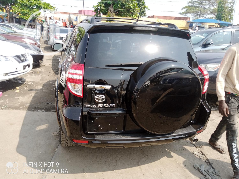 Toyota RAV4 2010 2.5 Limited Black   Cars for sale in Apapa, Lagos State, Nigeria