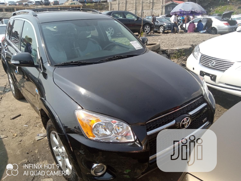 Toyota RAV4 2010 2.5 Limited Black