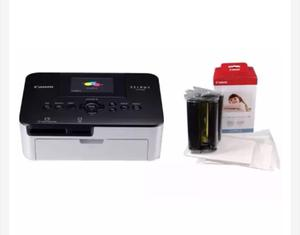Canon Selphy CP1000 Printer With Canon Selphy Paper/Ribbon | Printers & Scanners for sale in Lagos State, Ikeja