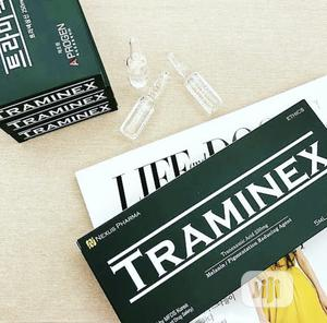 Traminex Melanin Reducing Whitening Injection | Vitamins & Supplements for sale in Lagos State, Amuwo-Odofin