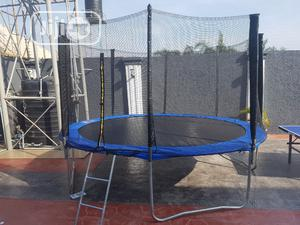 12 Feet Trampoline   Sports Equipment for sale in Lagos State, Badagry