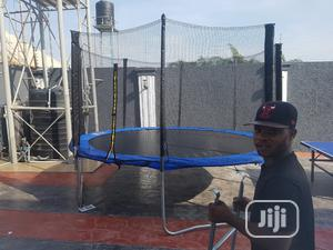 10feets Trampoline   Sports Equipment for sale in Lagos State, Ajah