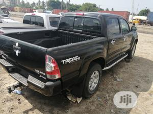 Toyota Tacoma 2006 PreRunner Access Cab Black | Cars for sale in Lagos State, Apapa