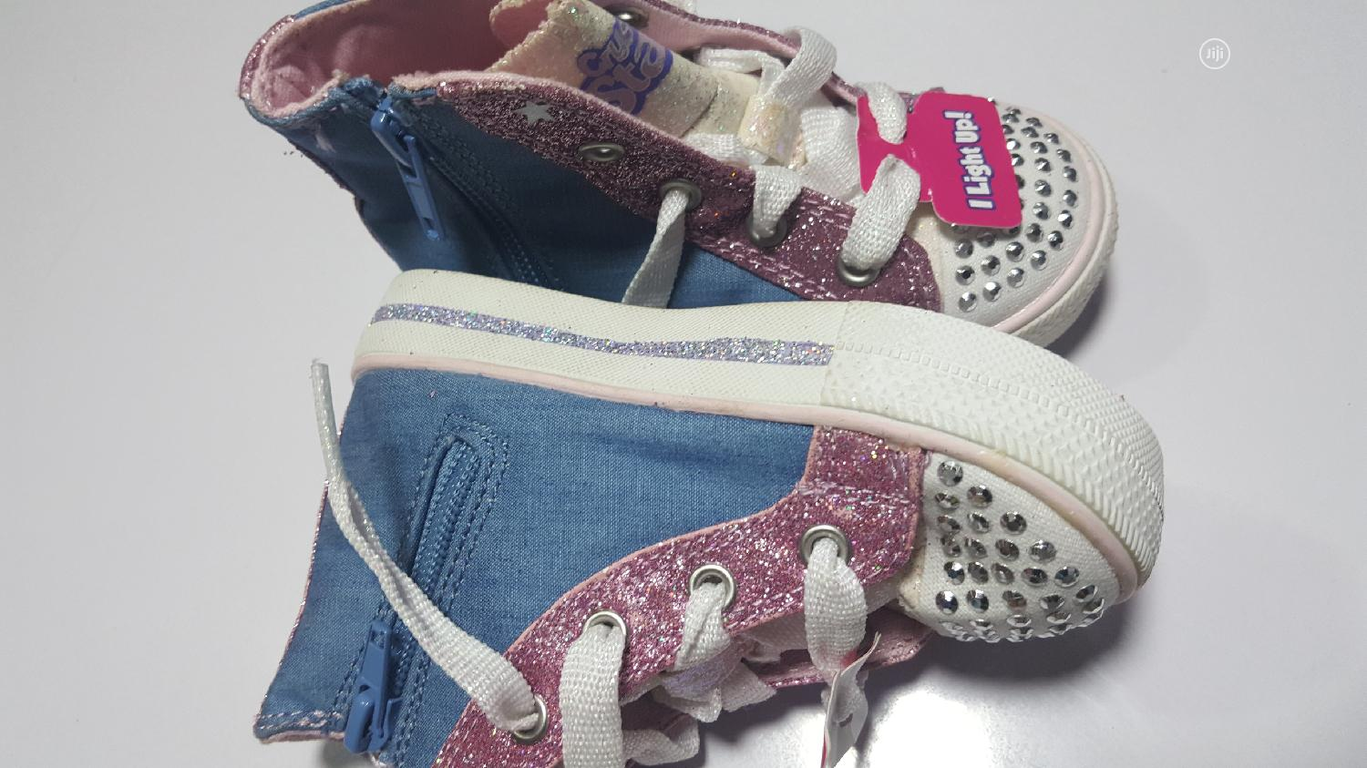 Twinkle Toes Ankle Sneakers   Children's Shoes for sale in Ojodu, Lagos State, Nigeria