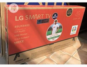 LG 49inches Smart Television   TV & DVD Equipment for sale in Lagos State, Surulere