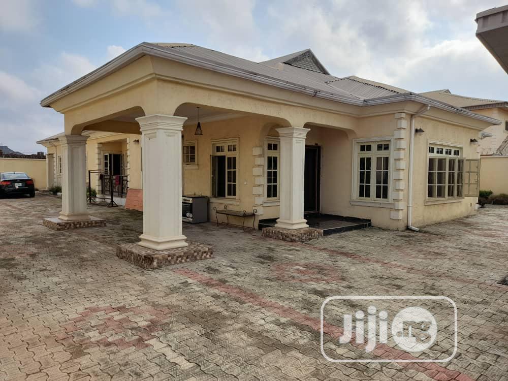 4 Bedroom Bungalow At Emmanuel Estate Jericho Ibadan