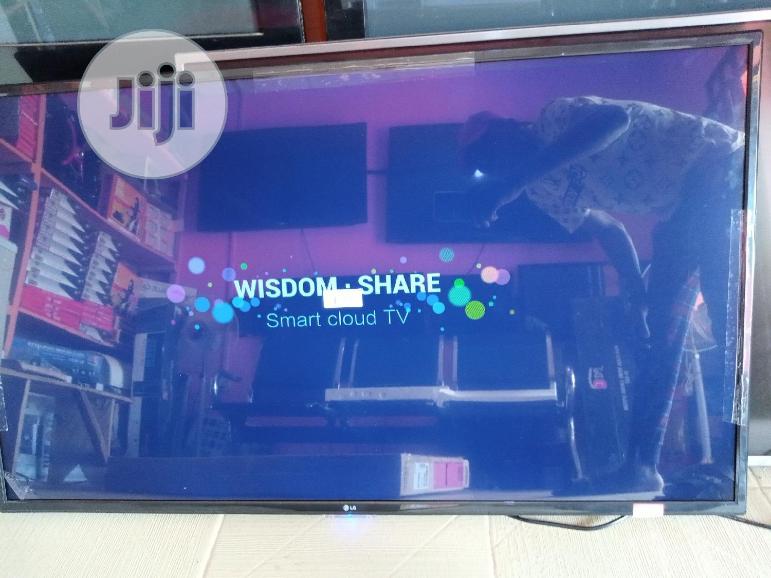 LG Smart 4K TV 55 Inches   TV & DVD Equipment for sale in Kabusa, Abuja (FCT) State, Nigeria