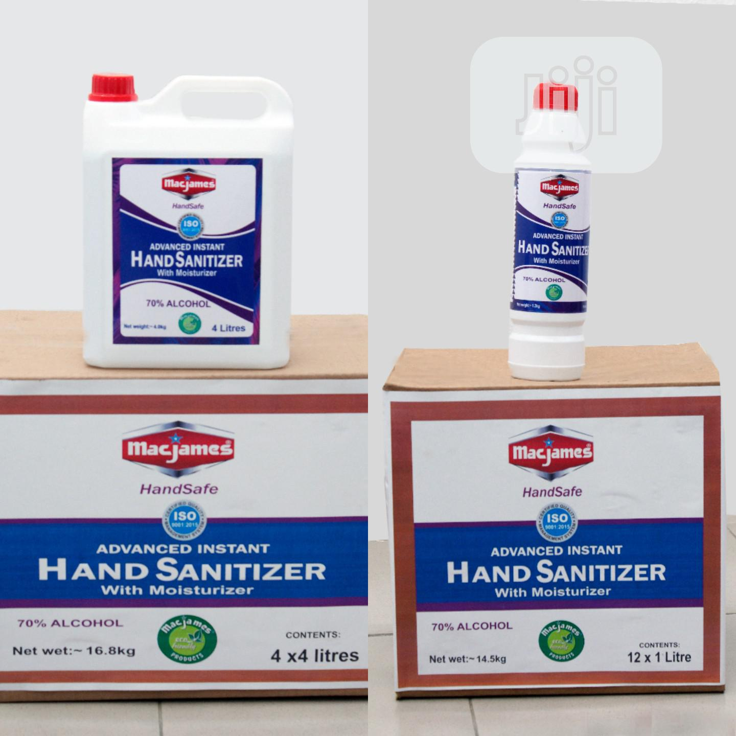 Advance Instant Hand Sanitizer