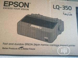 Epson LQ 350 Dot-matrix Printer   Printers & Scanners for sale in Lagos State, Lekki