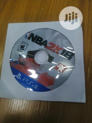 Nba 2K18 Playstation 4 Cd   Video Games for sale in Lagos State, Ikeja