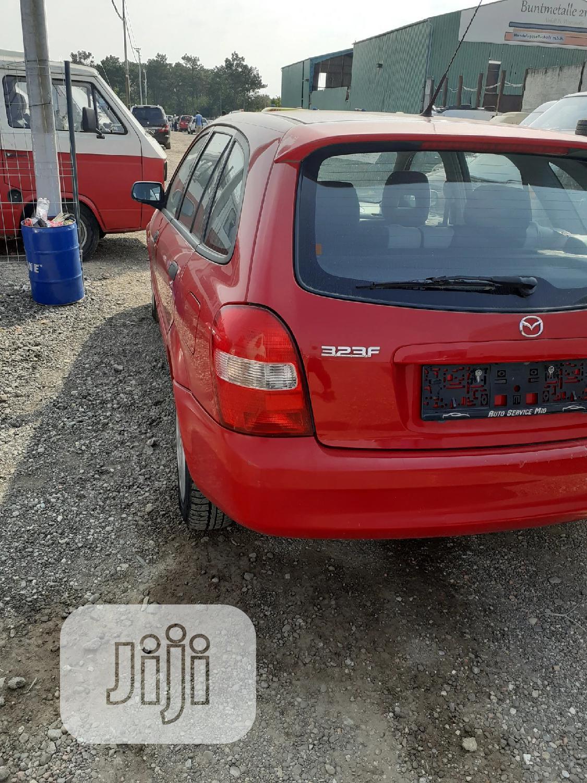 Mazda 323 2001 Red | Cars for sale in Benin City, Edo State, Nigeria