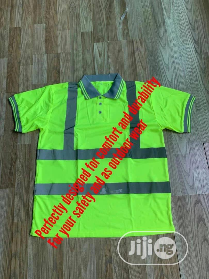 Executive T-shirt Reflective Jacket