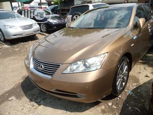 Lexus ES 2009 350 Gold   Cars for sale in Lagos State, Apapa