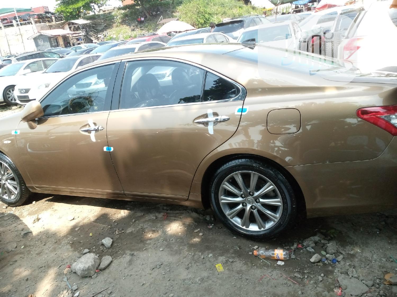 Lexus ES 2009 350 Gold   Cars for sale in Apapa, Lagos State, Nigeria