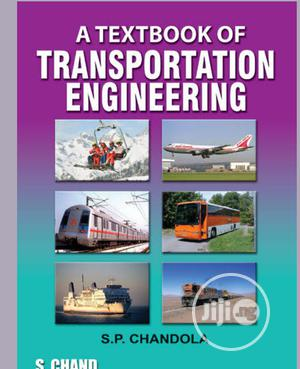 Textbook of Transportation Engineering   Books & Games for sale in Lagos State, Surulere