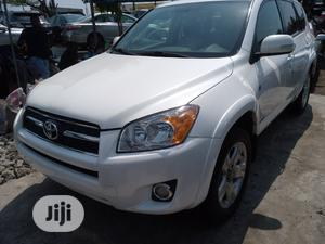 Toyota RAV4 2010 3.5 Limited White | Cars for sale in Lagos State, Apapa