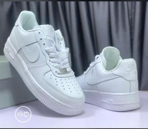 Nike White Canvas | Shoes for sale in Lagos State, Amuwo-Odofin