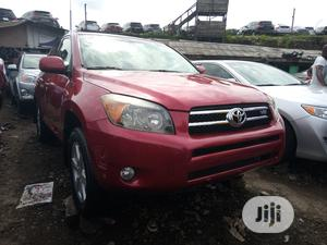 Toyota RAV4 2008 Red   Cars for sale in Lagos State, Amuwo-Odofin