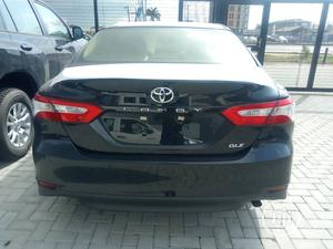 New Toyota Camry 2020 XLE V6 FWD Black | Cars for sale in Lagos State, Lekki