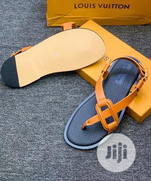 Original Loius Vuitton Italian Slipper   Shoes for sale in Lagos State, Lagos Island (Eko)