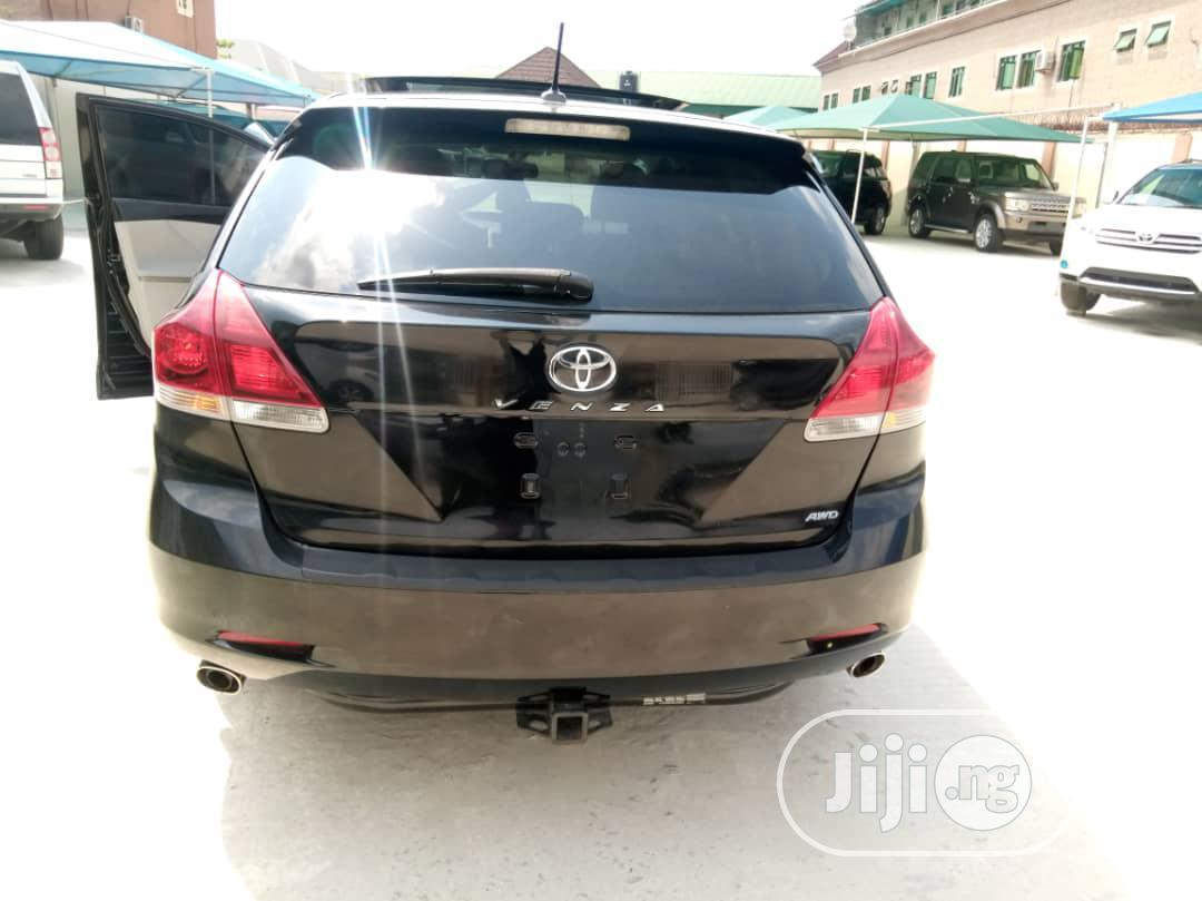 Toyota Venza 2013 Limited AWD V6 Black | Cars for sale in Amuwo-Odofin, Lagos State, Nigeria