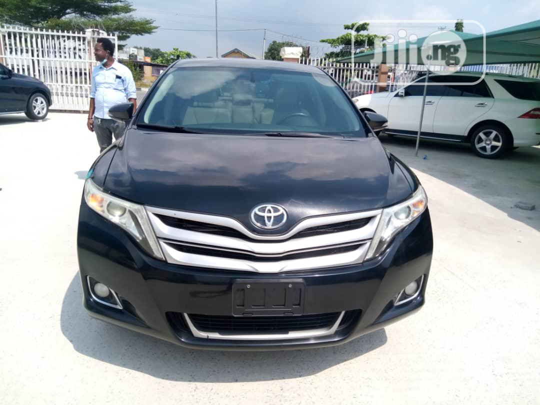 Toyota Venza 2013 Limited AWD V6 Black