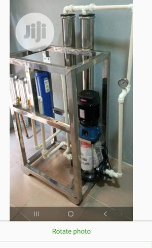 500 Litres Per Hour Osmosis Machines R O Water Treatment Mac | Manufacturing Equipment for sale in Lagos State, Orile