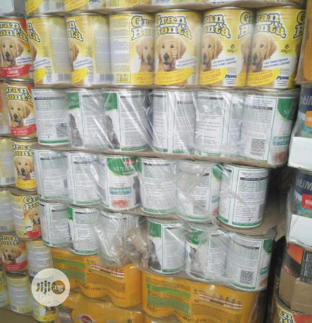 Can Dog Food And Dry Dog Food Available | Pet's Accessories for sale in Ijebu Ode, Ogun State, Nigeria