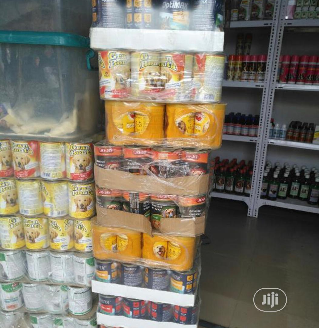 Can Dog Food And Dry Dog Food Available