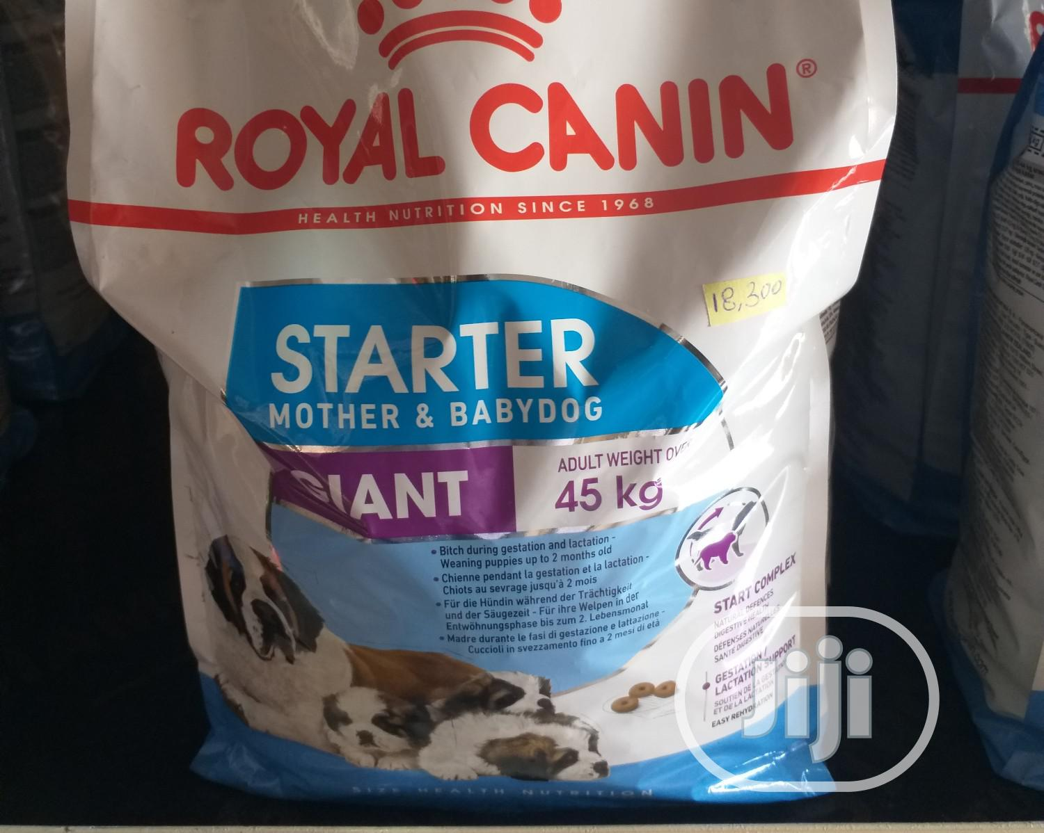 Archive: Royal Canin Starter 0 To 2months