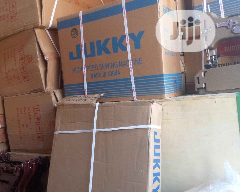 Jukky Industrial Straight Sewing Machine | Home Appliances for sale in Lagos Island (Eko), Lagos State, Nigeria