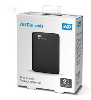 Wd Element 2tb External Drive   Computer Hardware for sale in Lagos State, Ikeja