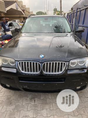 BMW X3 2007 Black   Cars for sale in Lagos State, Isolo