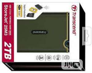 Transcend 2TB External Drive   Computer Hardware for sale in Lagos State, Ikeja