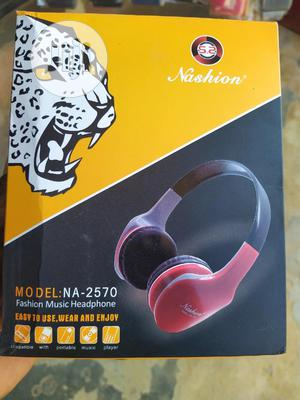Nashion Headphones   Headphones for sale in Lagos State, Alimosho