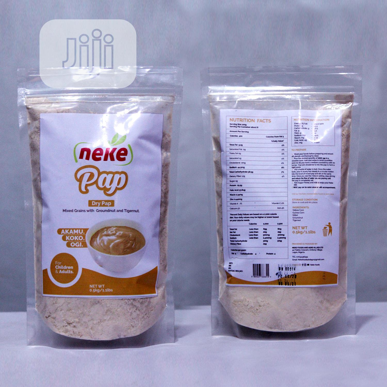 Neke Mix Pap (Dry Pap Flour)