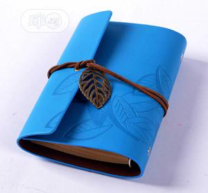 Lovely Corporate Gift Of A Notepad And Pen In A Blue Box | Stationery for sale in Lagos State, Ogba