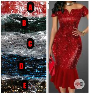 New Female Sequencs Gown | Clothing for sale in Lagos State, Lagos Island (Eko)
