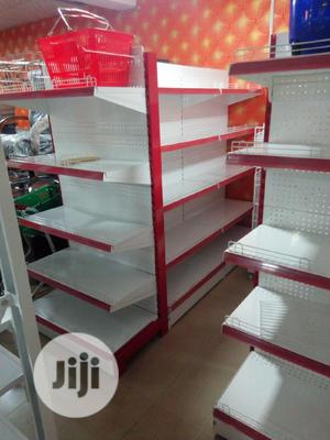 Quality Imported Super Market Shelve   Furniture for sale in Lagos State, Ojo