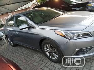 Hyundai Sonata 2017 Gray | Cars for sale in Lagos State, Amuwo-Odofin