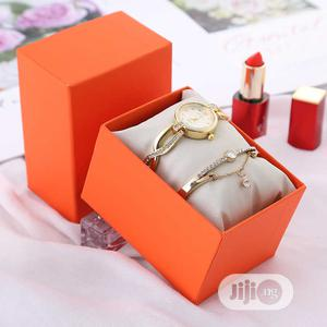 Nice Box for Wristwatch and Bracelet Together | Manufacturing Services for sale in Lagos State, Victoria Island