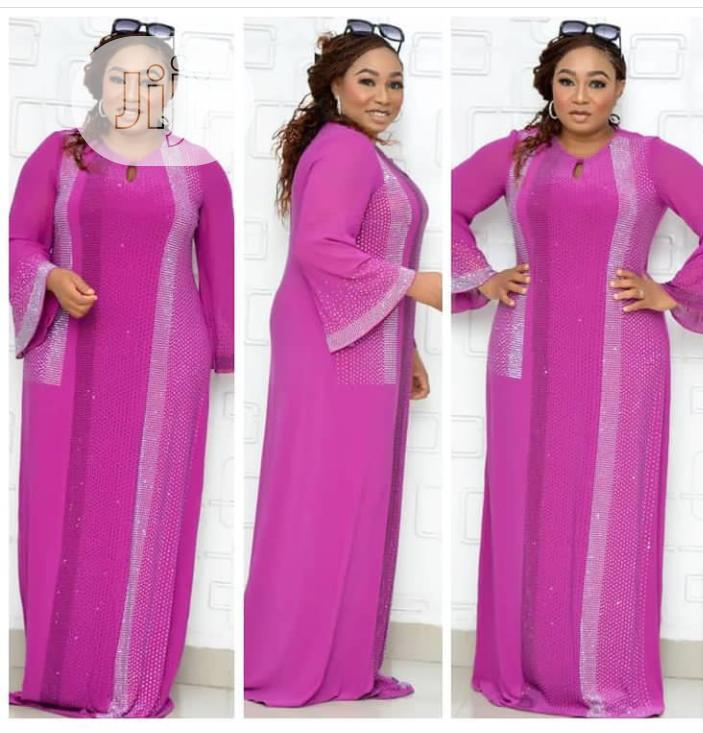 Quality Long Dress With Sequence   Clothing for sale in Ikorodu, Lagos State, Nigeria